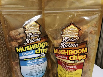 5 reasons to love Balai Kabute's Mushroom Chips