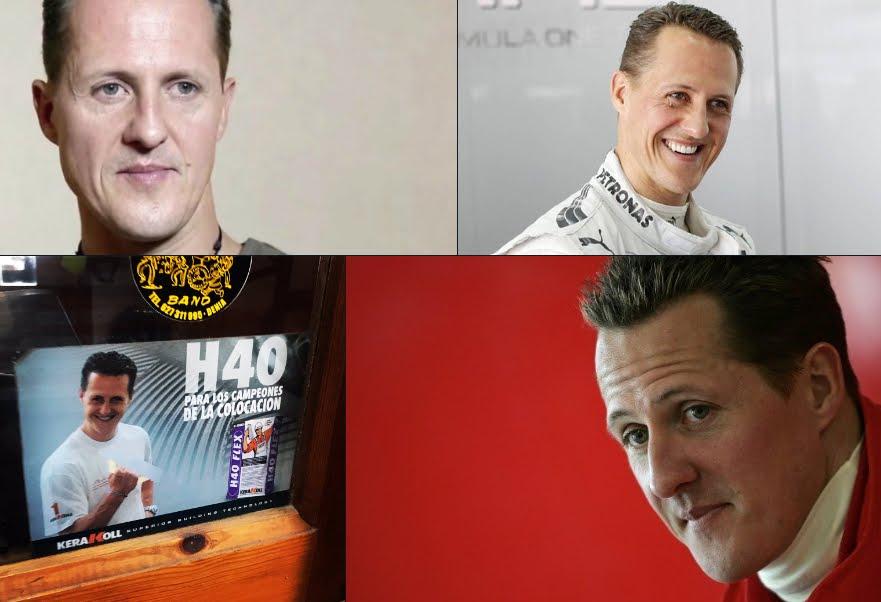 Schumacher, l'intervista inedita:
