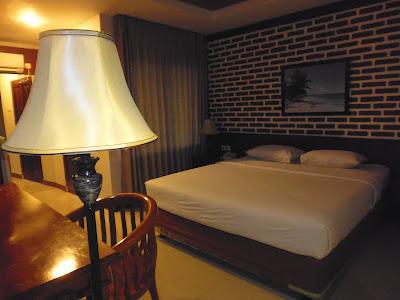 Room Inside Watu Dodol Resort