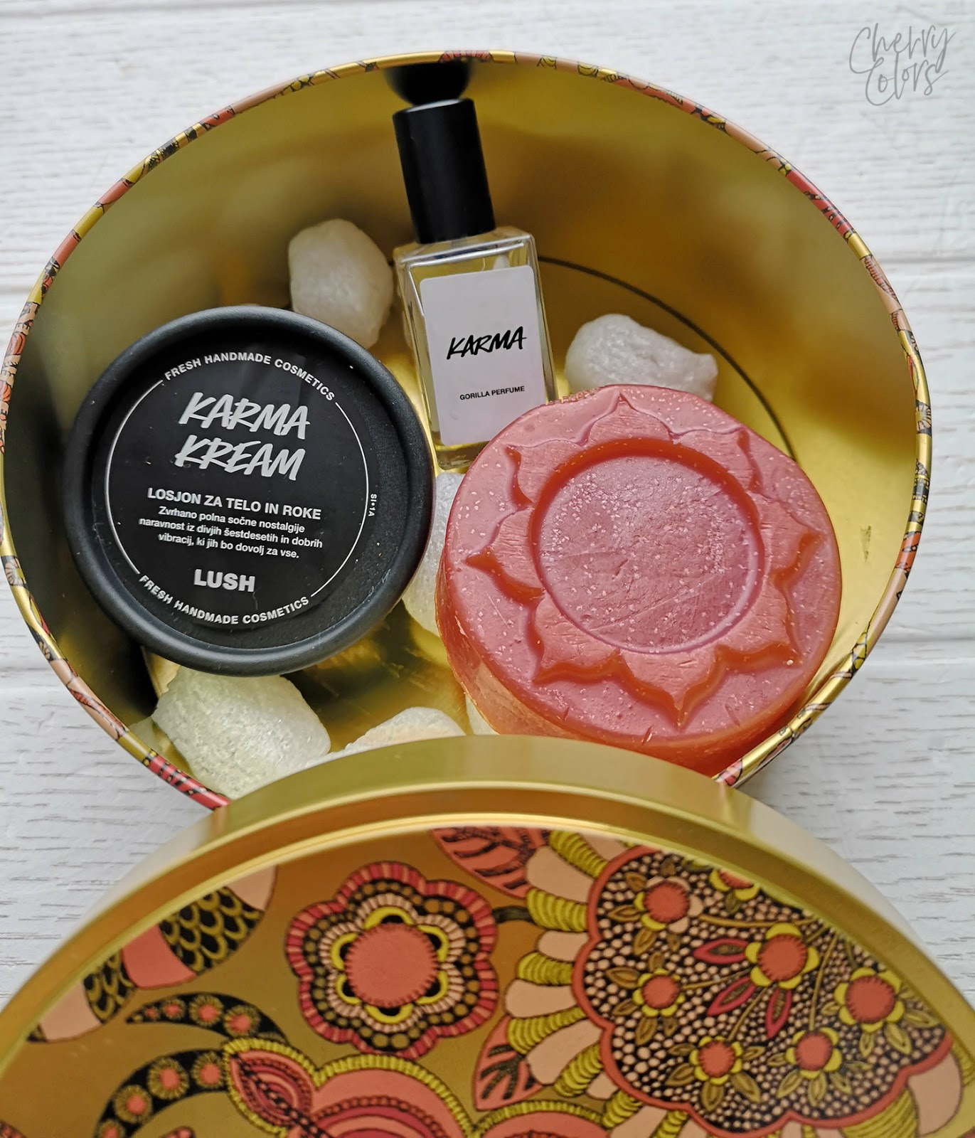 Lush Karma package