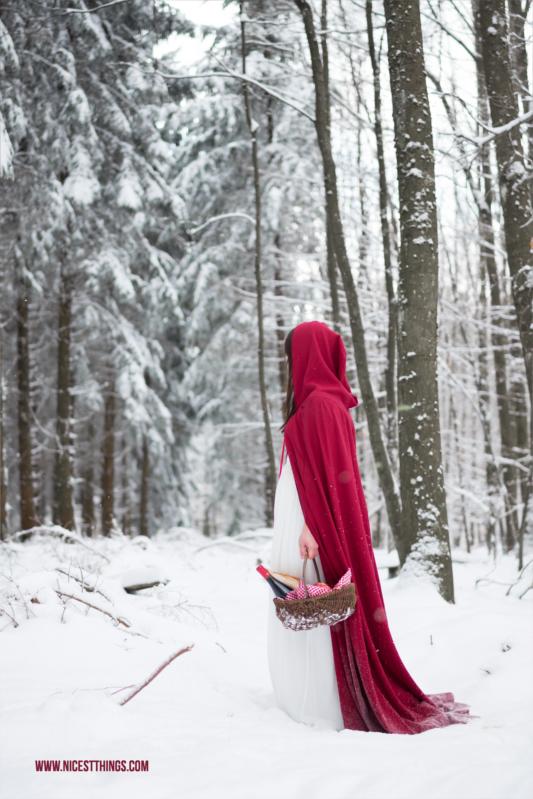 Rotkäppchen Little Red Riding Hood Shooting