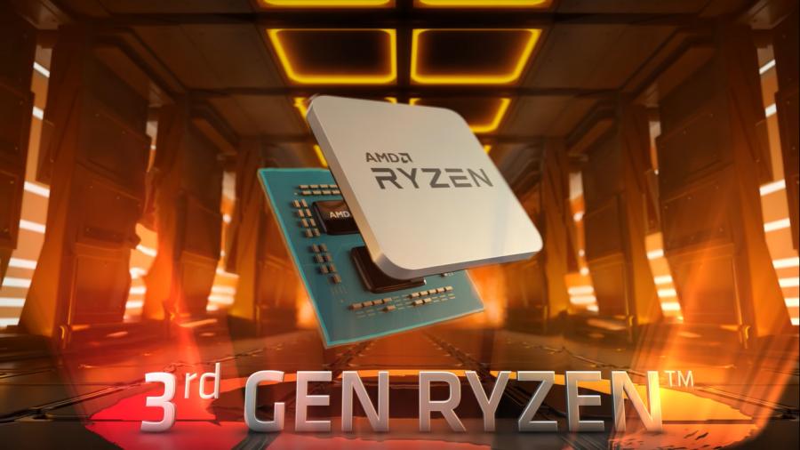 AMD Ryzen Generasi Ketiga