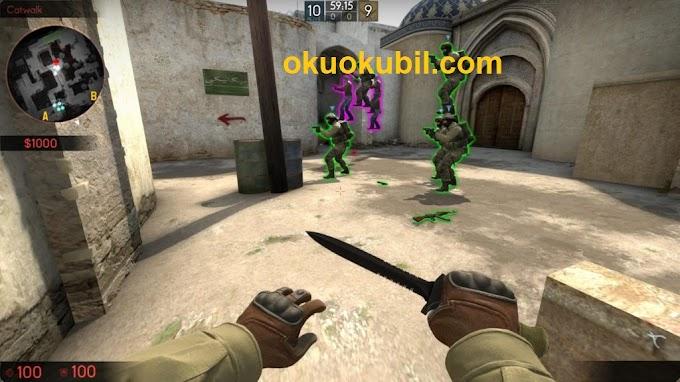 Counter Strike GO Backtracking - Aim DLL Hilesi İndir