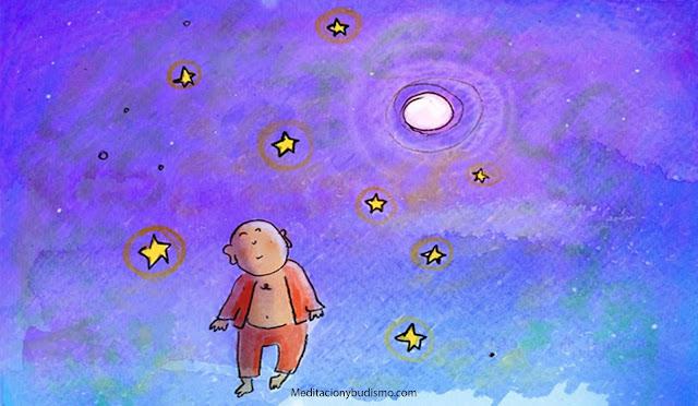 Maestro Budista da interesantes respuestas a niños curiosos