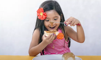 7 healthy foods that children would