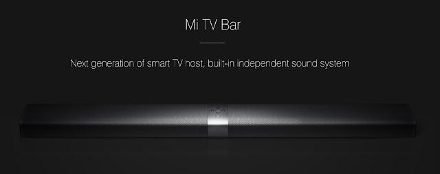 Review spesifikasi dan harga Xiaomi Mi TV Bar