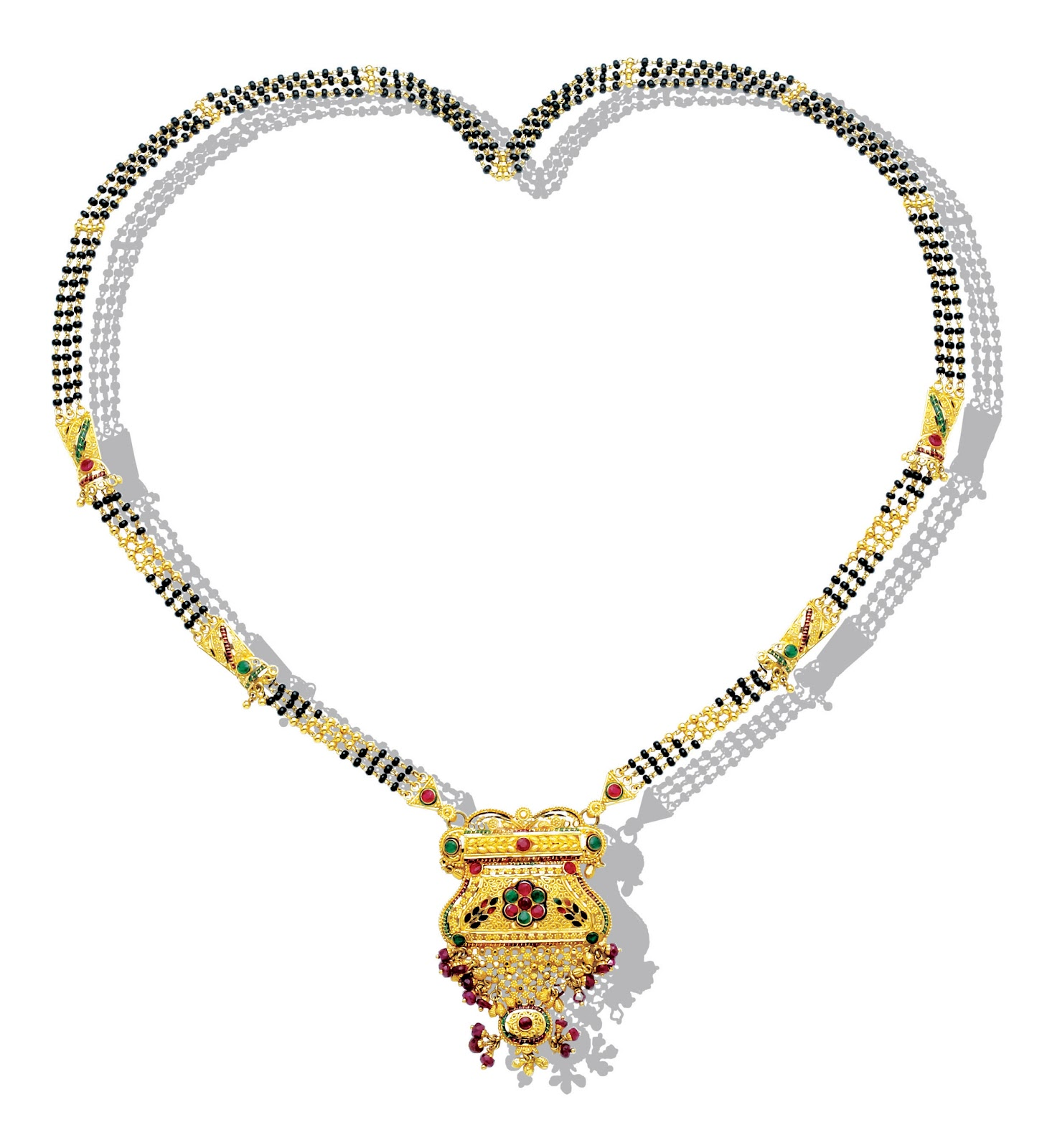 CHINTAMANIS: A RELATION.....FOREVER: Latest Mangalsutra ...