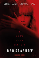 Red Sparrow Movie Poster 2