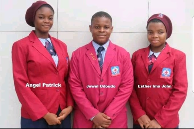 Deeper Life High School Uyo campus emerges best in American Mathematics Competitions