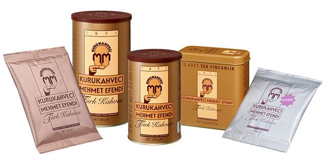 kurukahveci mehmet efendi türk kahvesi çeşitleri ve fiyatları - KahveKafeNet