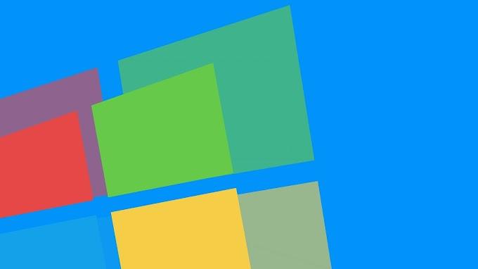 Papel de Parede Windows Logo Colorido