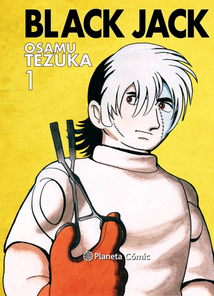 Black Jack (Osamu Tezuka) manga - Planeta Comic