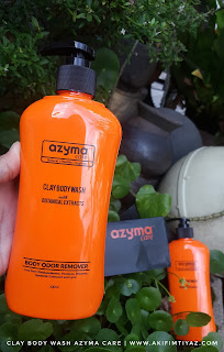 Clay Body Wash Azyma Care | www.akifimtiyaz.com