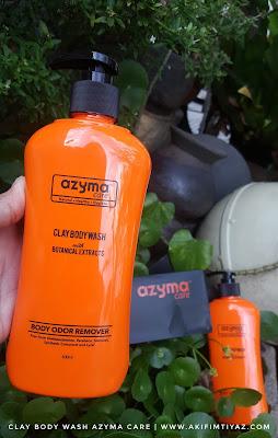 Clay Body Wash Azyma Care | www.akifimtiyaz.com