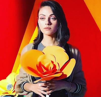 Hollywood Actress Mila Kunis Photos