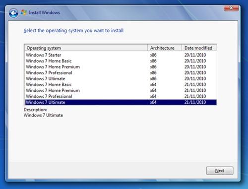 تحميل windows 7 professional 32 bit عربي