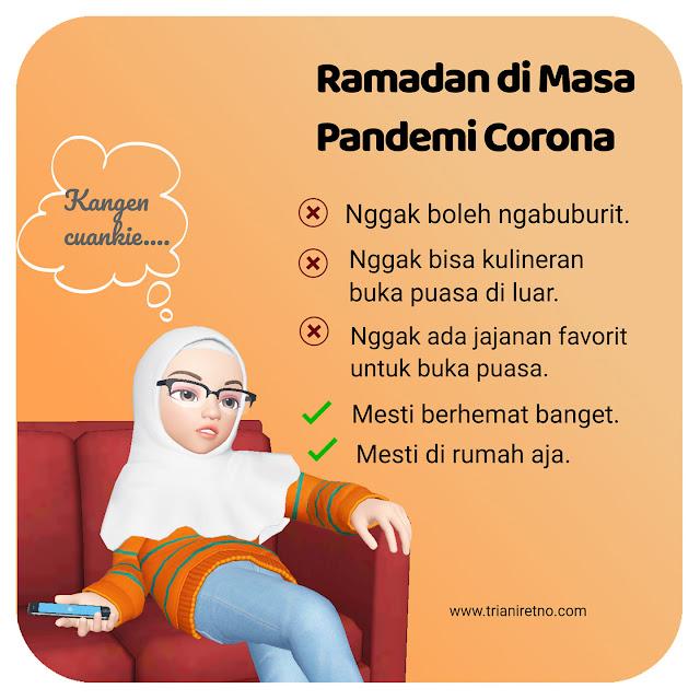 ramadan di masa pandemi corona