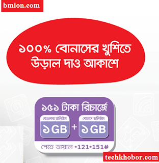 airtel-2GB-(1GB+1GB-Bonus)-14Days-at-151Tk-Recharge-or-Dial-*121*151#