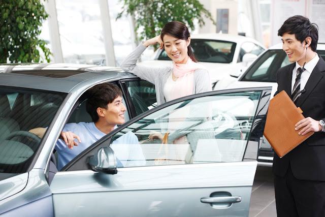 Tips Membeli Kendaraan Baru