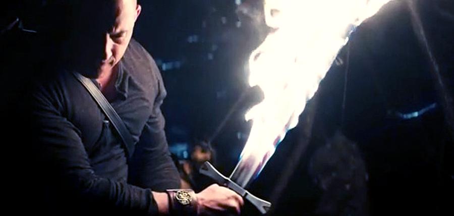 Vin Diesel este singurul vânător de vrăjitoare rămas în viaţă în filmul The Last Witch Hunter