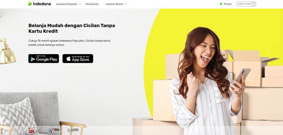 Indodana:PayLater & pinjaman Online Cepat Cair