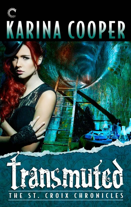 Review: Transmuted by Karina Cooper