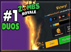 ZombsRoyaleio Android for Mobile