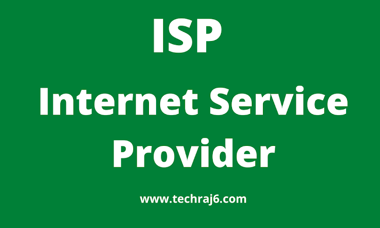 ISP full form, what is the full form of ISP