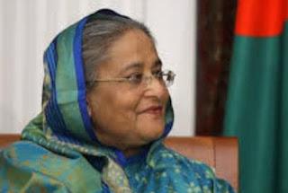 Sheikh Hasina's