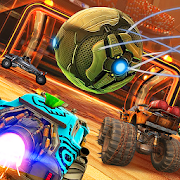 Car Football League Unlimited (Coins - Gems) MOD APK