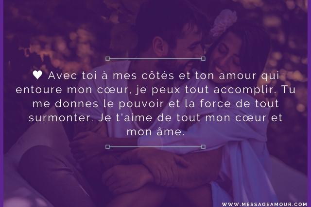 message-damour-pour-sa-copine