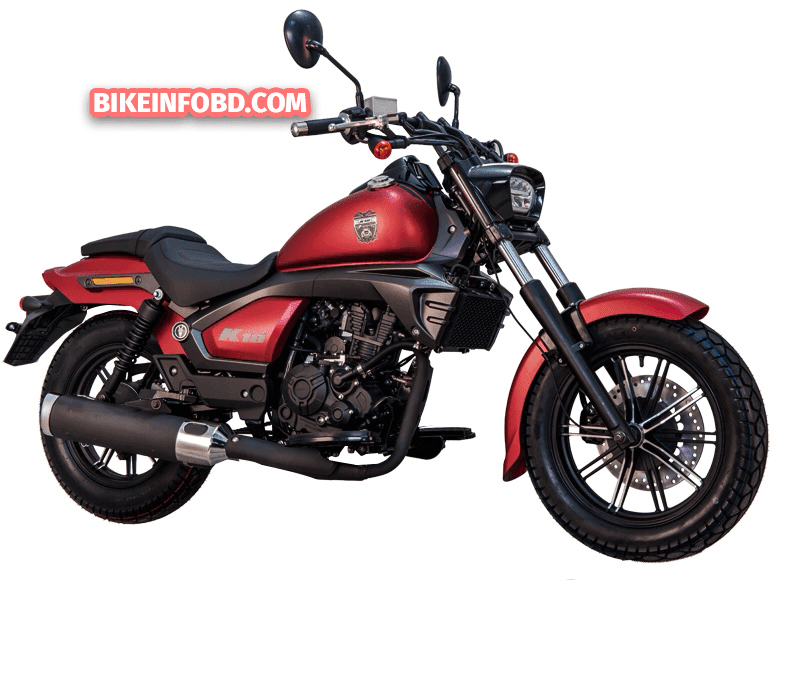 Lifan K19 Price in BD, Specifications, Photos, Mileage, Top Speed & More