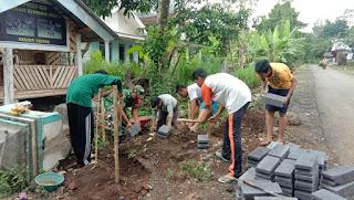 Wujudkan Desa Berseri, Masyarakat Diminta Jaga Kebersihan Lingkungan