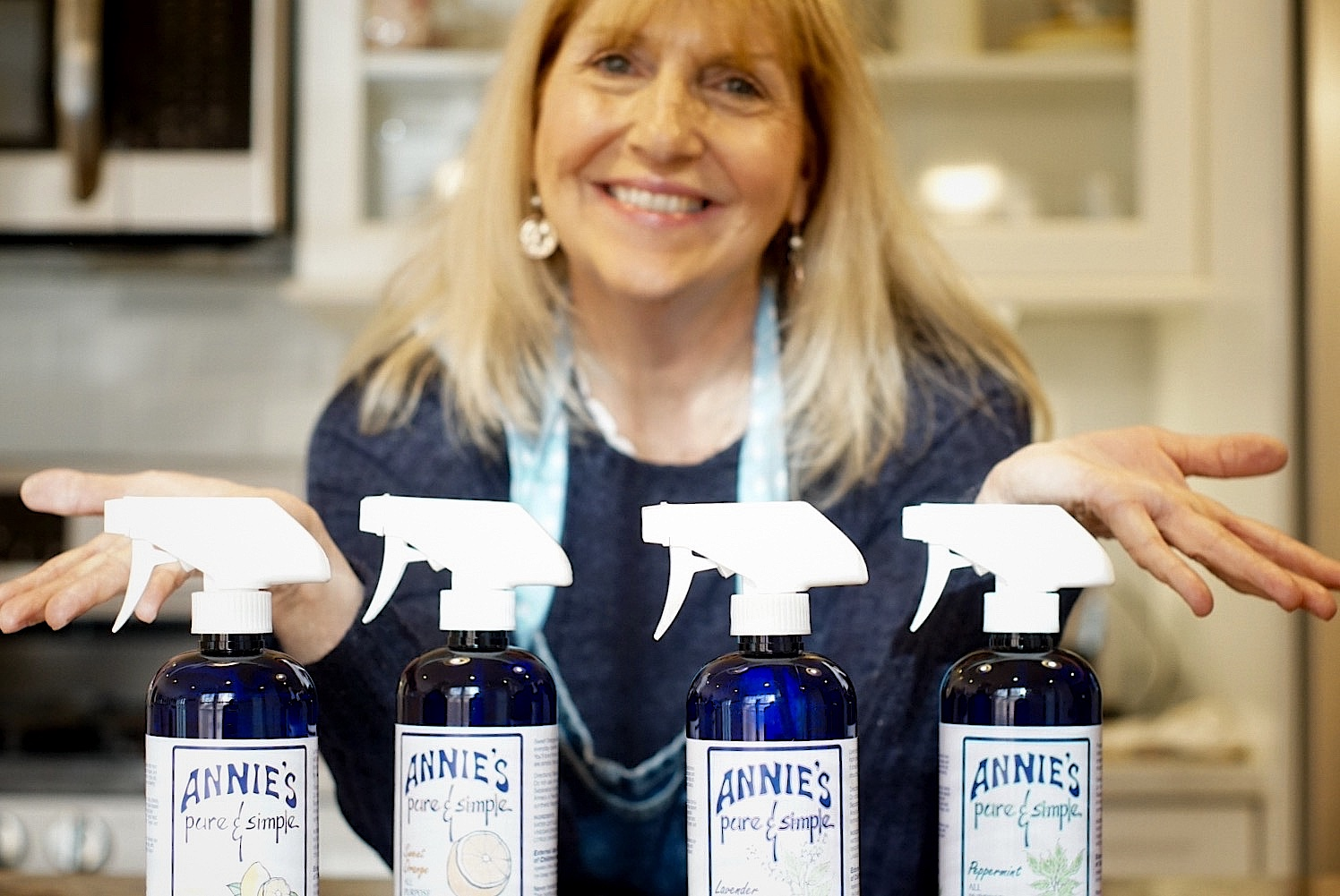 Annie S Pure And Simple Housekeeping Tips