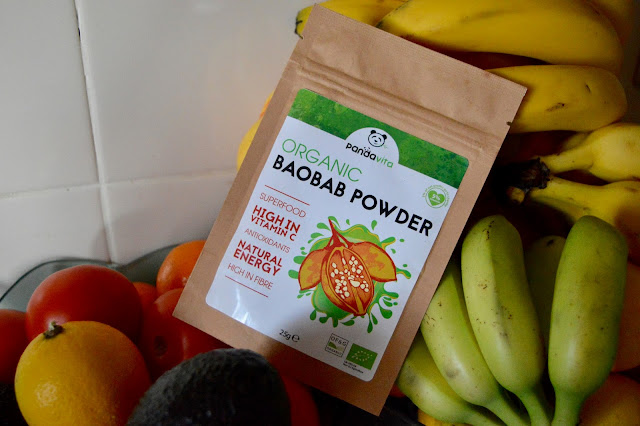 pandavita baobab powder review
