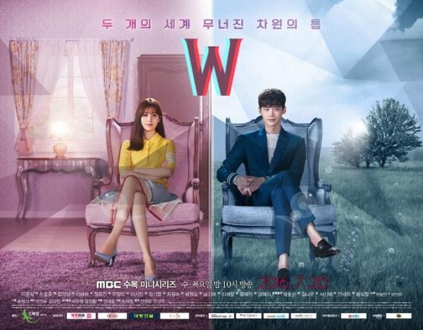 SINOPSIS W Episode 1 - Terakhir Lengkap (Lee Jong Suk)