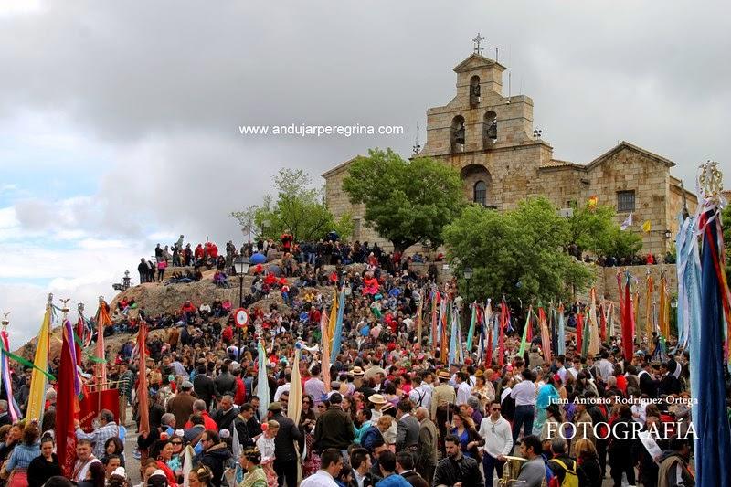 imagen Santuario Virgen de la Cabeza