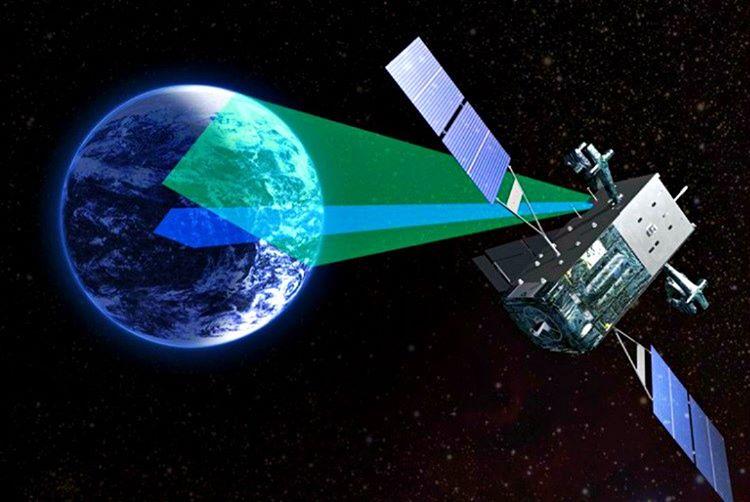 Uyduların zamanı bildiren atomik saatleri bulunur, dataları bu saatlere göre iletirler.