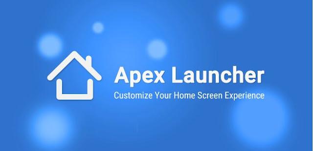 Apex Launcher Pro v3.3.3 Apk Mod Pixel + Apex Notifier