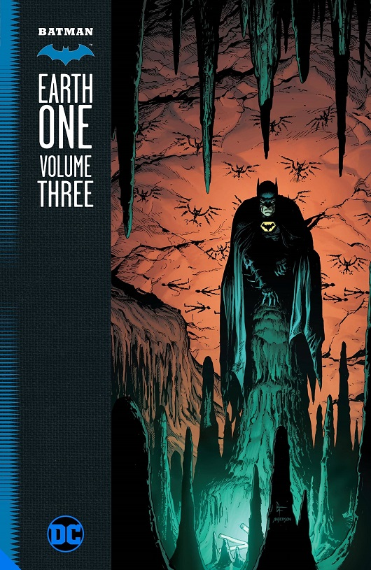 Cover of Batman Earth One: Volume Three HC