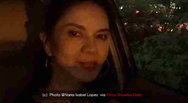 Maria Isabel Lopez's driver's license revoked