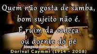 Dia do Samba - Frases Famosas do Samba