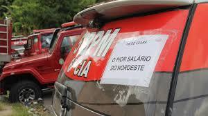 Polícia Militar de Sobral acaba de aderir a greve da PM