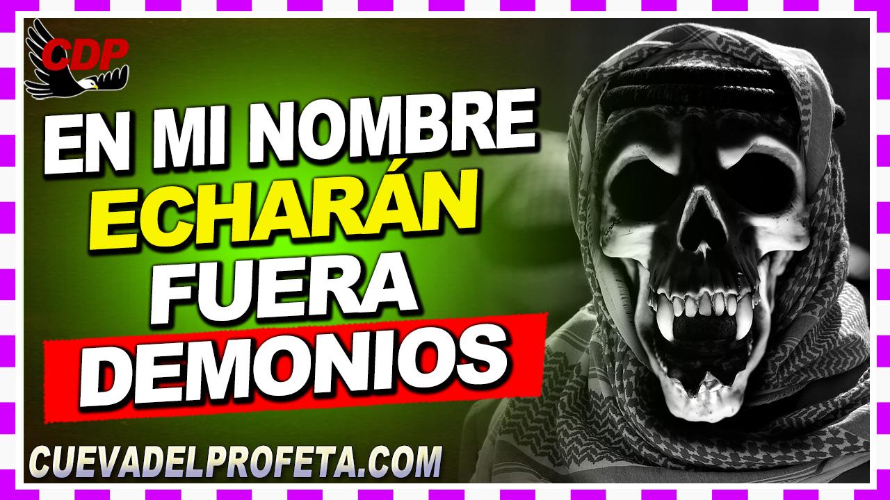 En Mi Nombre echarán fuera demonios - William Branham en Español
