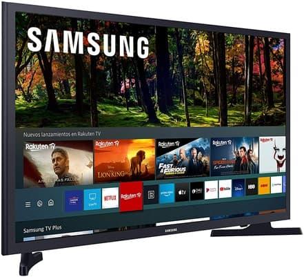 Samsung 32T4305 2020: Smart TV HD de 32'' con asistentes de voz, Tizen, HDR y soporte VESA