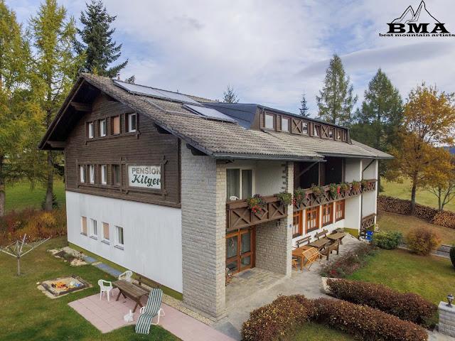wandern Bayerischer Wald - Nationalpark Gemeinde - Pension Kilger Finsterau