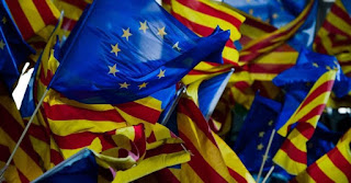 Això ja no va d'independència. Escolta Europa, això va de democràcia.
