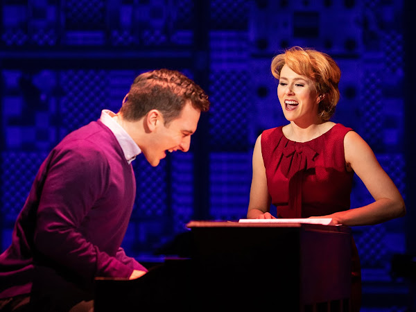 Laura Baldwin on The Importance of Female Led Musicals | Beautiful: The Carole King Musical | Interview