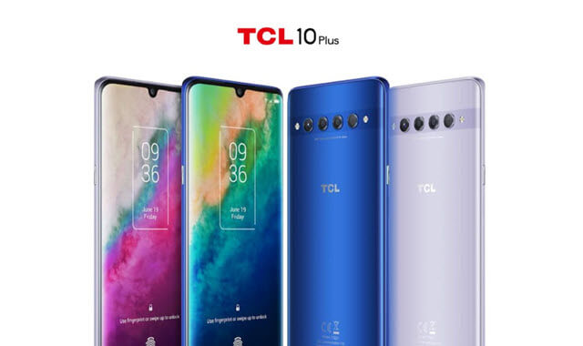 مواصفات وسعر هاتف TCL 10 Plus بلس
