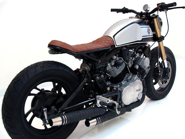 Yamaha XV750 1982 By Roast Moto Hell Kustom
